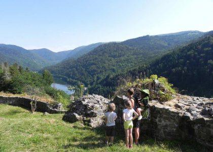 Fiche randonnée / topo - img