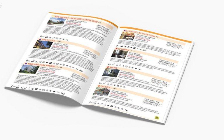Brochure dynamique